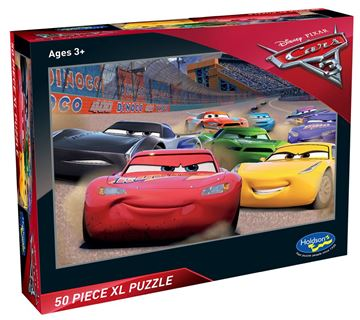 Picture of Holdson Puzzle - Cars 3 50pc XL (Winning At Full Speed)