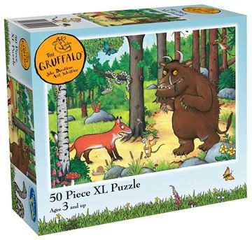 Picture of Holdson Puzzle - Gruffalo 50pc XL (Why Fox Hello)