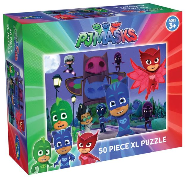 Picture of Holdson Puzzle - PJ Masks 50pc XL (We Saved the Day)