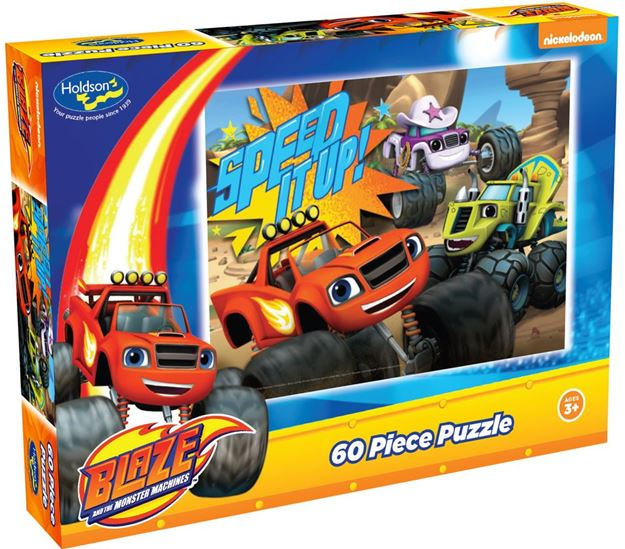 Picture of Holdson Puzzle - Blaze 60pc (Speed It Up!)