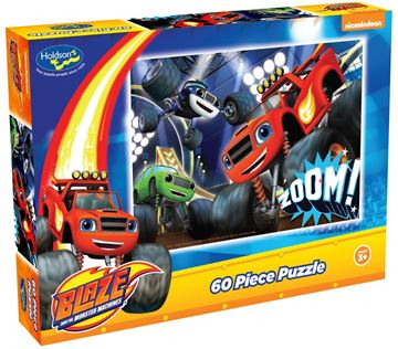 Picture of Holdson Puzzle - Blaze 60pc (Zoom!)