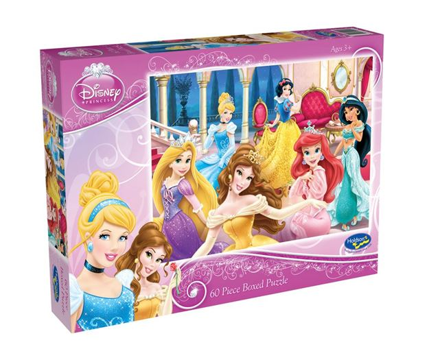 Picture of Holdson Puzzle - Disney Princess 60pc (Dare To Dream)