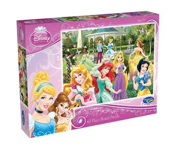 Picture of Holdson Puzzle - Disney Princess 60pc (Dressed To Delight)