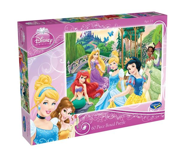 Picture of Holdson Puzzle - Disney Princess 60pc (Fun With Friends)