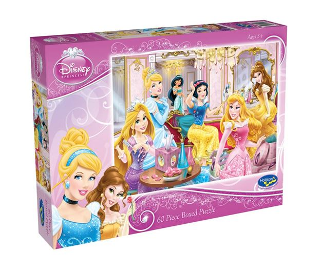 Picture of Holdson Puzzle - Disney Princess 60pc (Princess Perfection)