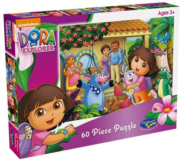 Picture of Holdson Puzzle - Dora the Explorer 60pc (Best Friends)
