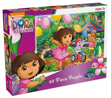 Picture of Holdson Puzzle - Dora the Explorer 60pc (It's A Party)