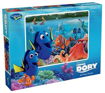 Picture of Holdson Puzzle - Finding Dory 60pc (Adventure Is Brewing)