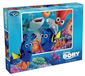 Picture of Holdson Puzzle - Finding Dory 60pc (Marine Life Institue)
