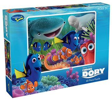 Picture of Holdson Puzzle - Finding Dory 60pc (Ocean Here We Come)