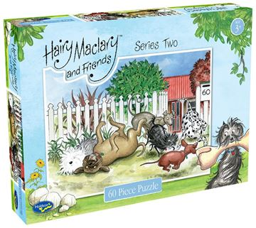 Picture of Holdson Puzzle - Hairy Maclary & Friends 60pc (Playtime Pals)
