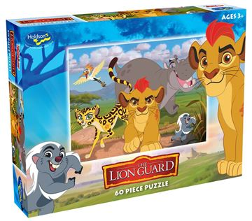 Picture of Holdson Puzzle - Lion Guard 60pc (Prideland Defenders)