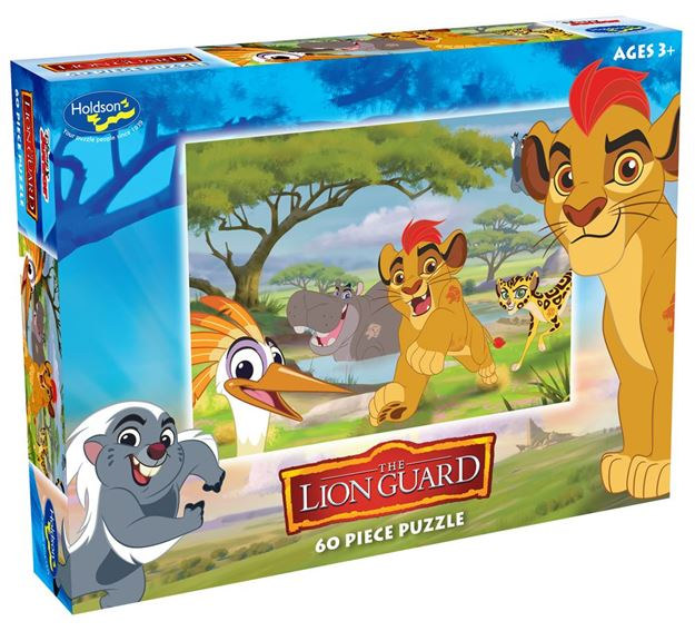 Picture of Holdson Puzzle - Lion Guard 60pc (The Circle Of Life)