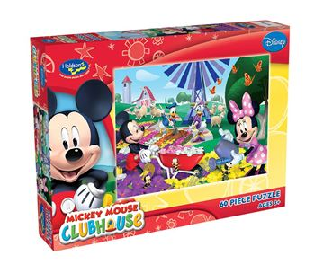 Picture of Holdson Puzzle - Mickey Clubhouse 60pc (Great Day For Growing)