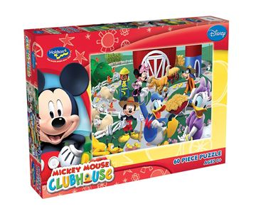 Picture of Holdson Puzzle - Mickey Clubhouse 60pc (Our Farmyard Friends)