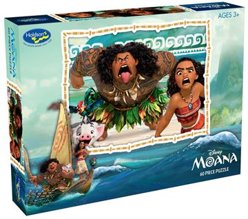 Picture of Holdson Puzzle - Moana 60pc (Bold Adventures)