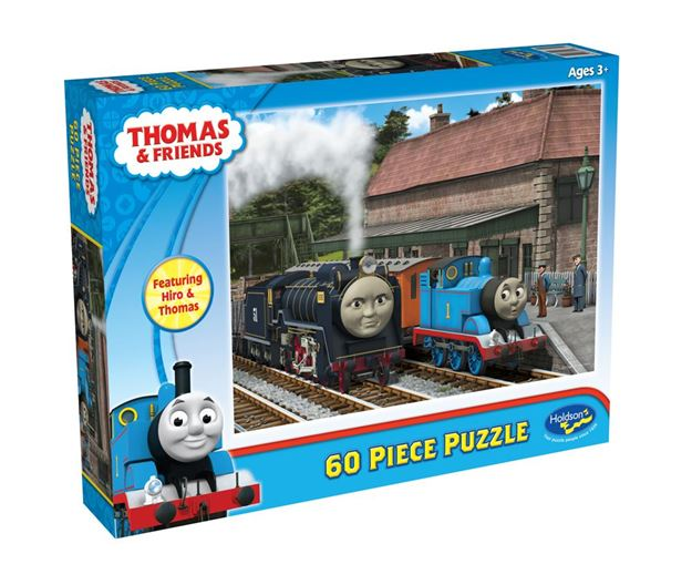 Picture of Holdson Puzzle - Thomas & Friends 60pc (Hiro & Thomas)