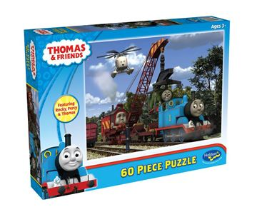 Picture of Holdson Puzzle - Thomas & Friends 60pc (Rocky, Percy & Thomas)