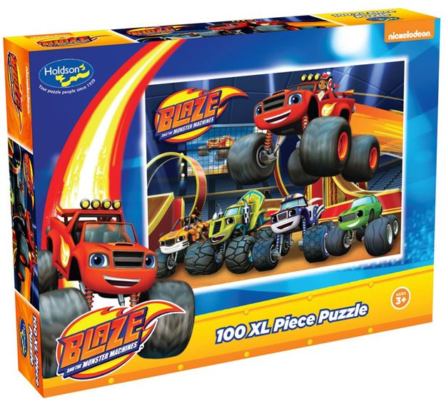 Picture of Holdson Puzzle - Blaze 100pc XL
