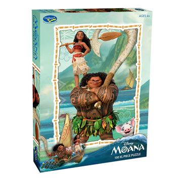 Picture of Holdson Puzzle - Moana 100pc XL