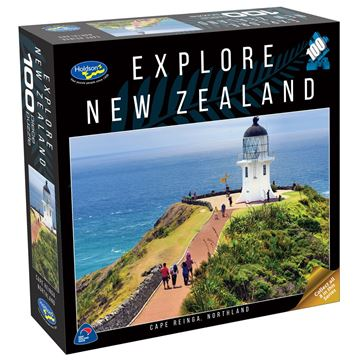 Picture of Holdson Puzzle - Explore New Zealand 100pc (Cape Reinga, Northland)