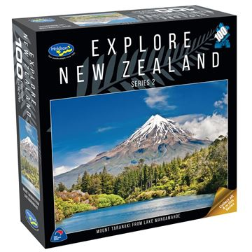 Picture of Holdson Puzzle - Explore New Zealand 2 100pc (Mount Taranaki)