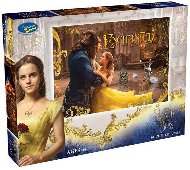 Picture of Holdson Puzzle - Beauty And The Beast 300pc XL