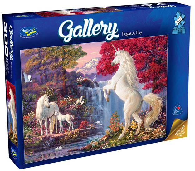 Picture of Holdson Puzzle - Gallery 3 300pc XL (Pegasus Bay)