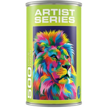 Picture of Holdson Puzzle - Artist Series 500pc (Lions Mane)