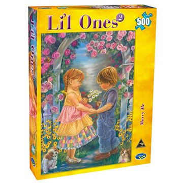 Picture of Holdson Puzzle - L'il Ones 2 500pc (Marry Me)