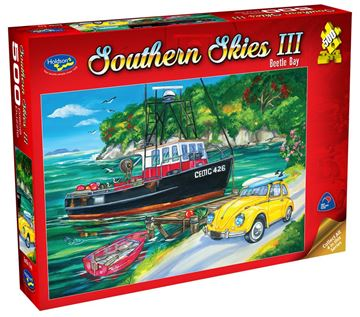 Picture of Holdson Puzzle - Southern Skies 3 500pc (Beetle Bay)