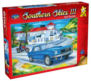 Picture of Holdson Puzzle - Southern Skies 3 500pc (Hotel Oceanside)