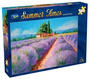 Picture of Holdson Puzzle - Summer Times 500pc (Lavender Scent)