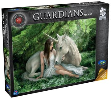 Picture of Holdson Puzzle - Guardians 1000pc (Pure Heart)