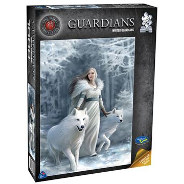 Picture of Holdson Puzzle - Guardians 1000pc (Winter Guardians)