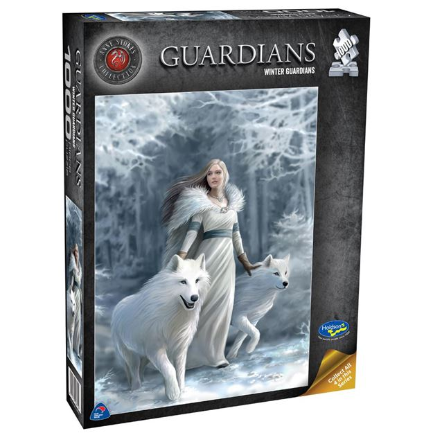 Picture of Holdson Puzzle - Guardians 1000pc (Winter Guardians)