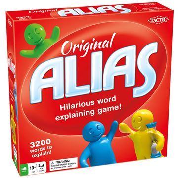 Picture of Game - Alias