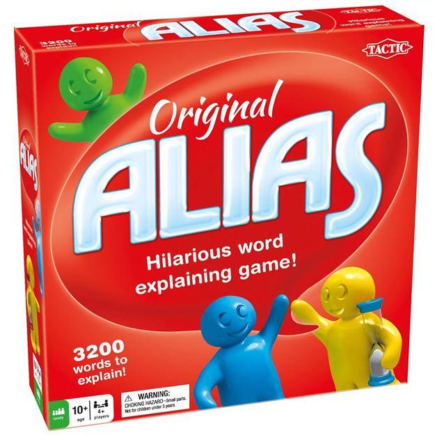 Picture of Game - Alias