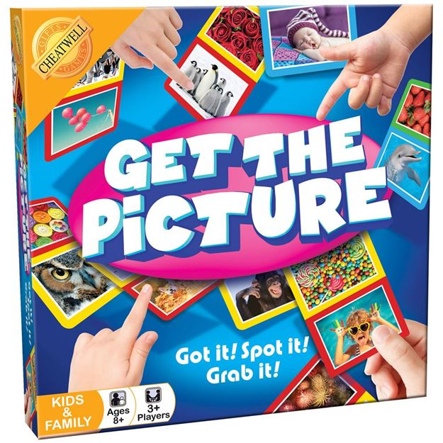 Picture of Game - Get the Picture