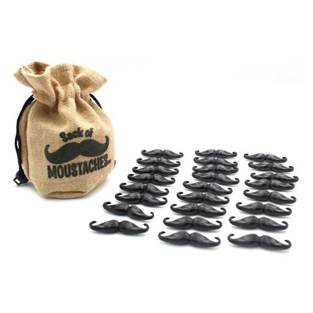 Picture of Game - Sack of Moustaches