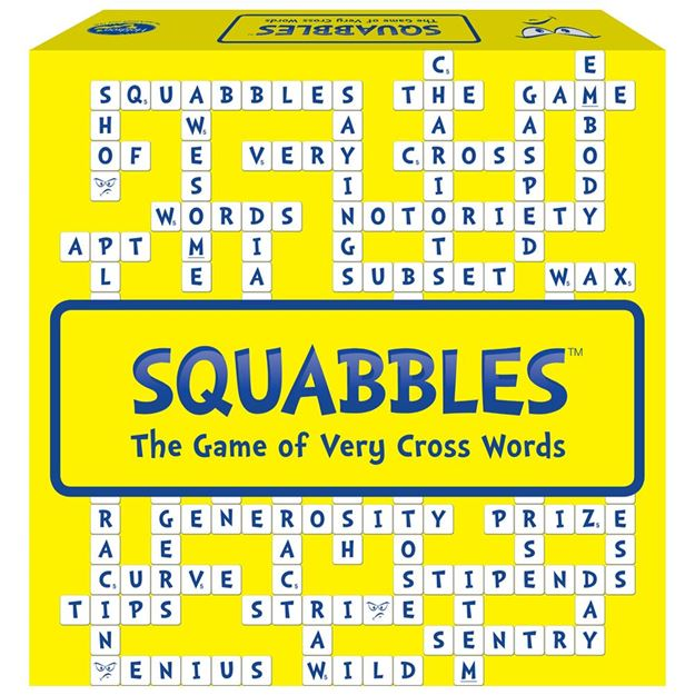Picture of Game - Squabbles