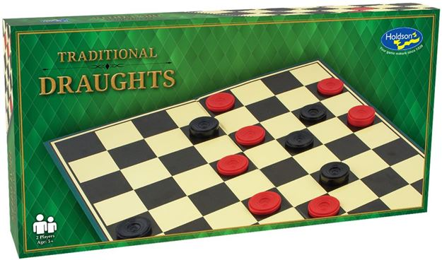 Picture of Game - Draughts