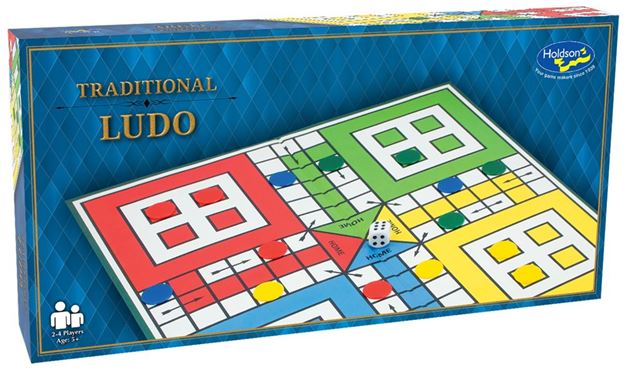 Picture of Game - Ludo