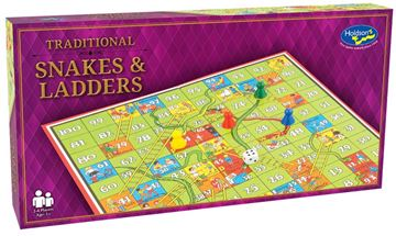 Picture of Game - Snakes and Ladders