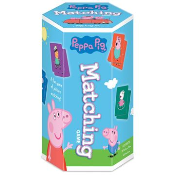 Picture of Game - Peppa Pig Hex Matching
