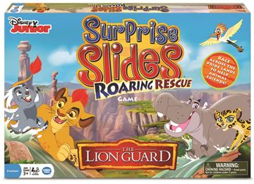 Picture of Game - Lion Guard Roaring Rescue