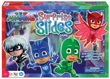 Picture of Game - PJ Masks Surprise Slides