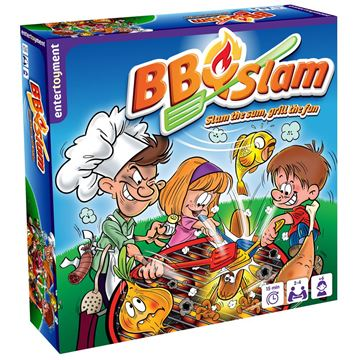 Picture of Game - BBQ Slam Game