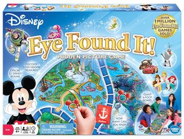 Picture of Game - Disney Eye Found It!