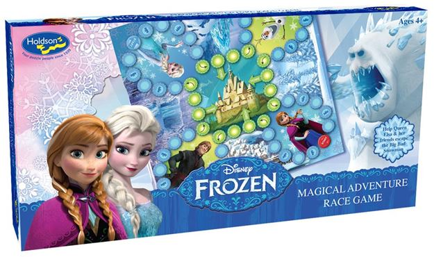Picture of Game - Frozen Race Game